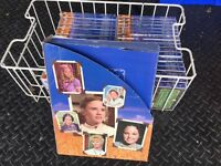 LITTLE HOUSE ON THE PRAIRIE DVDs + MAGAZINES
