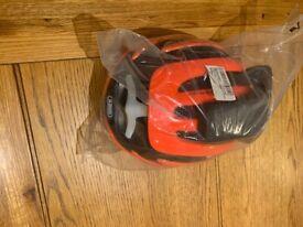 Bike helmet - ABUS Airbreaker Helmet Orange L