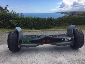 Hoverboard Xtreme Efutec Hummer OffRoad
