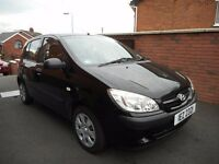 2006 hyundai getz gsi{73k,mot,timing belt done,choice of cdx also full mot,better spec}