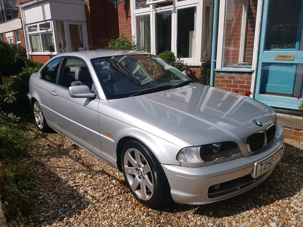 bmw 328ci e46 1999 coupe in bournemouth dorset gumtree. Black Bedroom Furniture Sets. Home Design Ideas