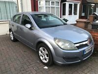 Vauxhall Astra 12 months MOT 2 keys automatic