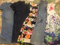job lot girls age 6 dresses