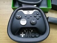 XBOX ONE ELITE CONTROLLER BOXED COMPLETE Cheaper than CEX