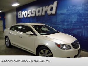 2013 BUICK LACROSSE 4DR SDN FWD W/1SL