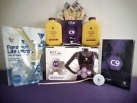 C9 - 9 day cleanse - detox - weight loss - cleanse 9 - forever living FREE POSTAGE