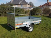 New Trailer 7.7 x 4.1 ramp cover free £990 inc vat