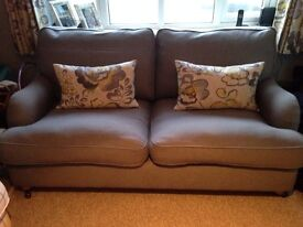 Country Living Gower Plain Large Sofa