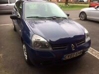 Lovely little purple Clio / MOT passed June 2017 / Great condition / Full Service History