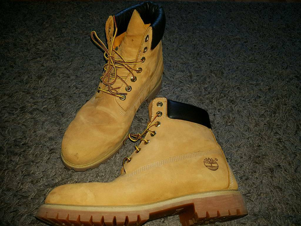 Genuine Timberland boots  2ab5632309e8