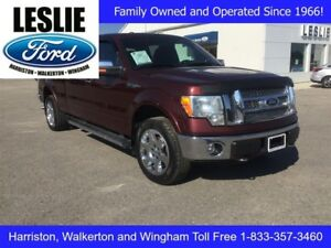 2010 Ford F-150 Lariat   4X4   One Owner   Rear View Camera