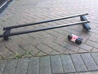 Roof rails / bars - Audi A3 5 Door Sportback - 2003 to 2012