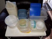 Tupperware/storage containers