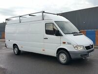 MERCEDES SPRINTER 311 CDI 110 BHP LWB VERY RARE LOW MILEAGE 110,000 MILES IN IMMACUALTE CONDITION