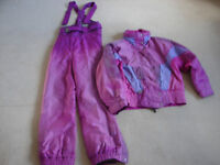 LADIES NEVICA SKI JACKET AND TROUSERS - SIZE 10