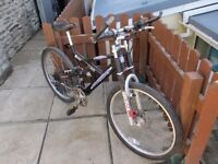 Mens Excel total integrity Mountain Bike - made in UK