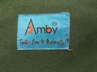 Amby Nest baby hammock with travel bag - in fabulous condition