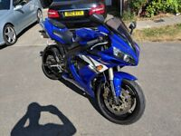 Yamaha R1 Year 2005 in very good condition