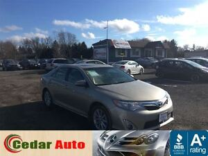 2013 Toyota Camry XLE SOLD