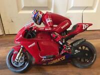 Ducati Remote Control Motorbike.