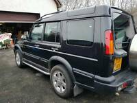 Land rover discovery td2