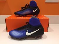Brand new - Nike JR Magista Obra 2 FG Football Boots - Sizes 3.5 UK / 4.5 UK