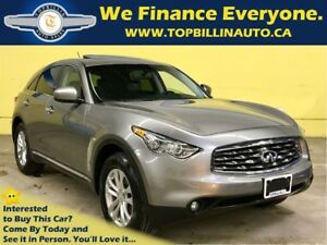 2011 Infiniti FX35 Backup Camera, Power Liftgate, 2 Years Warran