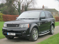 Land Rover Range Rover Sport 3.0 TD V6 HSE 5dr BEAUTIFUL AUTOMATIC SPORT FMDH