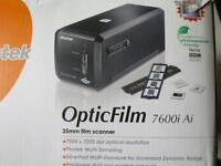 new plustec optic film 7600 i a i scanner
