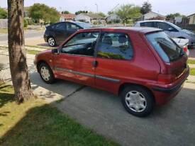 Peugeot 106 Zest 3
