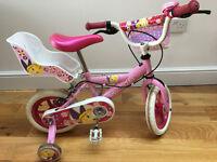 "Silverfox Pixie Girls Bike 10"" wheels"