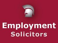 SR LAW EXPERIENCED EMPLOYMENT SOLICITORS , FINCHLEY N3 & CENTRAL LONDON WC1