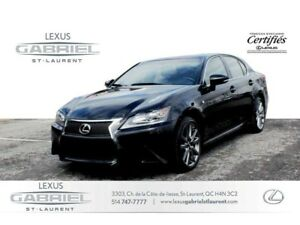 2014 Lexus GS *F-SPORT* BACKUP CAMERA + POWER FOLDING MIRRORS +&