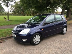 FORD FIESTA GHIA 1.6. GREAT CONDITION, NO RUST, CAREFUL OWNER