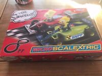 The Simpsons Micro Scalextric - Boxed & Working!