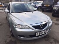 2004 Mazda 6, starts and drives very well, 1 years MOT (runs out February 2018), 91,000 miles, clean