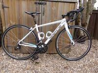 Rapide RL2 Road Bike (XXS - 45cm - Frame) 2015