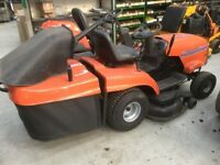 Husqvarna CTH160 Ride On Lawn Mower