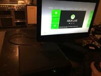 Xbox 360 250gb slim with GTA5 limited edition controller. Reduced for quick sale !