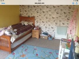 3 Double bedroom house for rent