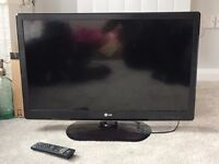 LG 32in HD Flat Screen TV