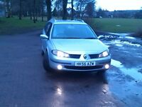**RENAULT LAGUNA 2.0 16V ESTATE. EXCELLENT CONDITION THROUGHOUT, FULL SERVICE HISTORY, 12 MONTH MOT*