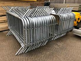 ⚙️ *New* Pedestrian Barriers ~ Crowd Control Fencing