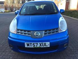 Nissan Note 1.6 Acenta AUTOMATIC excellent drive