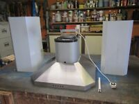 Broan Chimney Extractor Hood - never used
