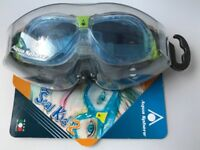 Aqua Sphere Seal Kid 2 Swimming Goggle, Made In Italy BRAND NEW