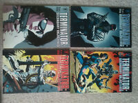 The Terminator Comics US Job lot