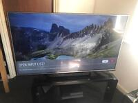 139/55inch Ultra slim UHD 4K, WebOS.3.0 Ultra Sound HDRPro perfect condition.
