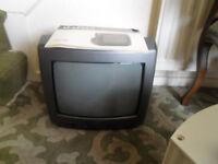 "VINTAGE MATSUI 14"" TV"
