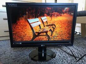"22"" LG L222WS-BN Computer Monitor"